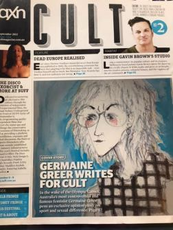 AXN Cult Magazine 2012